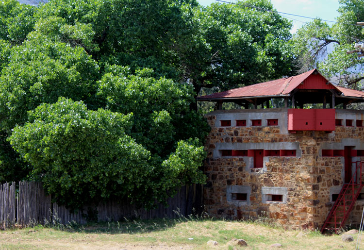Anglo Boer War Blockhouse