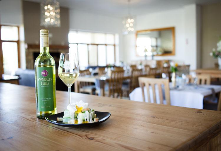 Wolseley restaurant wine cellar