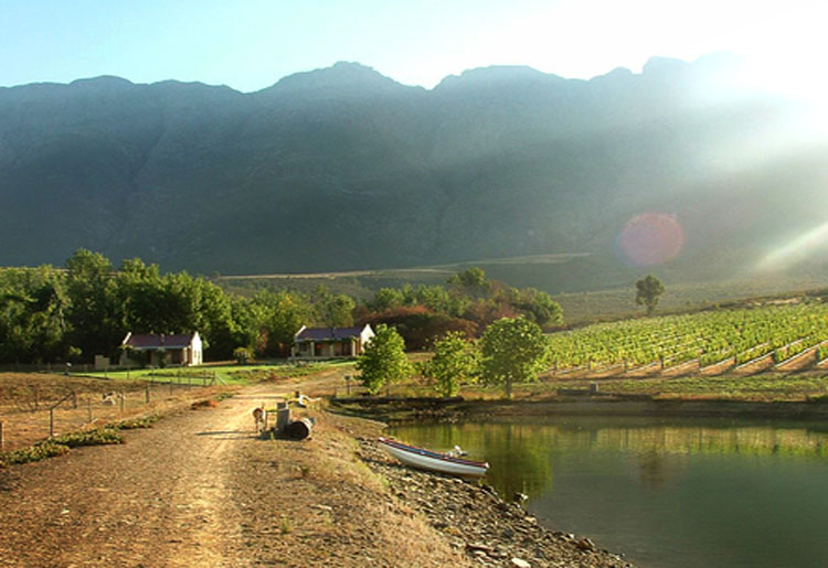 Tulbagh self catering accommodation